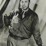 Lt. Col. Cain, 1944