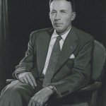 Portrait by Irving Sinclair, 1949