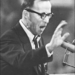 Cain speaking 1952