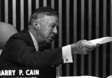 Senator Harry P. Cain,1972